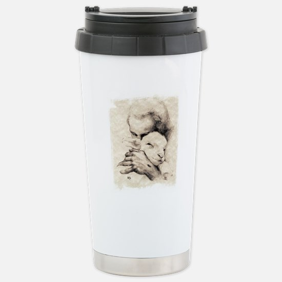 jesus7 Stainless Steel Travel Mug