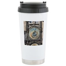 astronomical clock Travel Mug