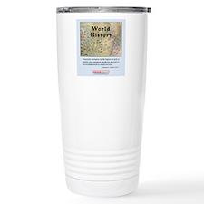 World History T-Shirt F Travel Mug