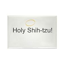 Shih Tzu Rectangle Magnet (100 pack)