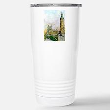 big ben small poster Travel Mug