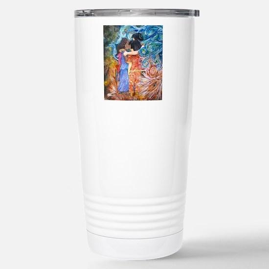 artmessengers_2 Stainless Steel Travel Mug