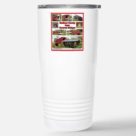 P-MadisonCoBridges-T-Sh Stainless Steel Travel Mug