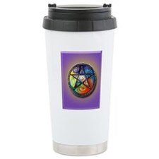 pentacle elements i-pho Travel Mug