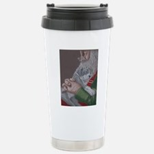 Lexy-rectangle Stainless Steel Travel Mug