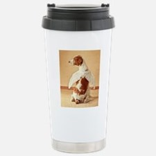 brittany angel mouse pa Stainless Steel Travel Mug
