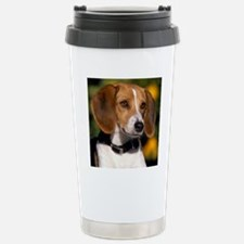 AFH round ornament Stainless Steel Travel Mug