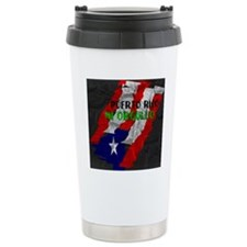 Puerto Rico, My Pride Travel Mug