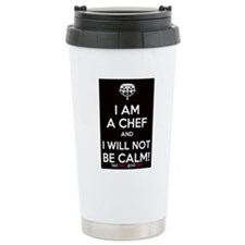 I Am A Chef Travel Coffee Mug