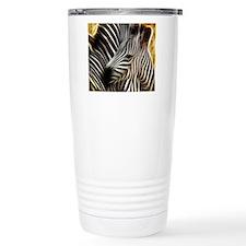 Zebra Love Travel Mug