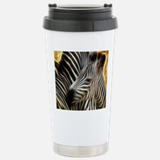 Zebra Love Travel Mug
