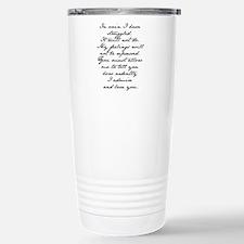 8 Jane Austen Prop... Travel Mug