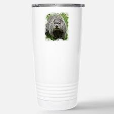GroundHogTile Travel Mug