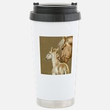 fjordfoalround Stainless Steel Travel Mug