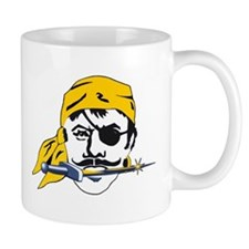 Pirate / Buccaneer with Patch Mug