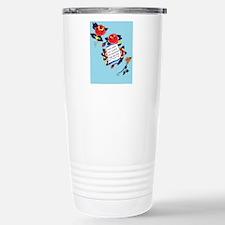 YouAreMyLoveTattooiPadC Stainless Steel Travel Mug