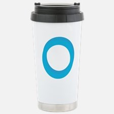 O Stainless Steel Travel Mug