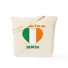 Irwin, Valentine's Day Tote Bag