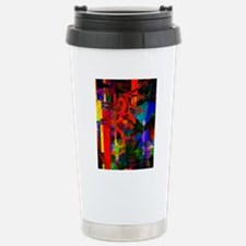 Dragon Fantsy Collage10 Stainless Steel Travel Mug