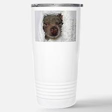 jan1 Stainless Steel Travel Mug