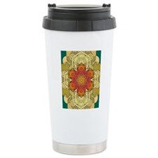 Metatron-Star-Mandala-P Travel Mug