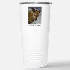 dora2JPEG Stainless Steel Travel Mug