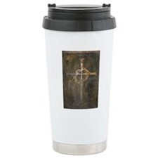 """Crux"" Cross Travel Mug"