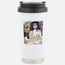 VntageDollToteBag Stainless Steel Travel Mug