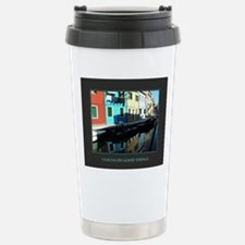 I Focus On Good Things  Stainless Steel Travel Mug
