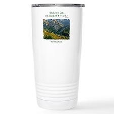 T-Shirt-07 Travel Coffee Mug