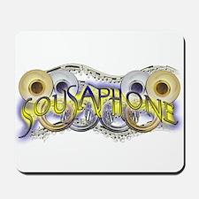 Sousaphone Mousepad
