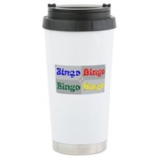 Bingo Four Ways Travel Mug