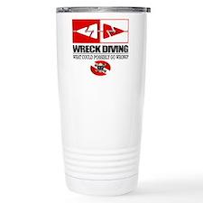 Wreck Diving (Line Markers)2 Travel Mug