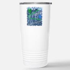 Coaster Ghost Adventure Stainless Steel Travel Mug
