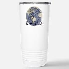 wombpeace2 Travel Mug
