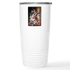 IPAD 10 OCT FA FLORAL S Travel Mug