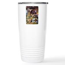 IPAD 1 A FLWRS GARDENS Travel Mug