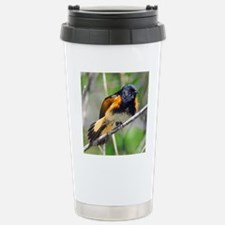 3.5 x 3  two Stainless Steel Travel Mug