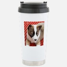 IcelandicSheepdog014 Travel Mug
