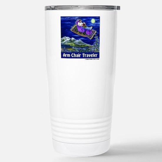Arm Chair Traveler Shir Stainless Steel Travel Mug