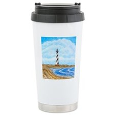 Cape Hatteras Lighthous Travel Mug