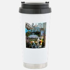 florence13a-10x10 Stainless Steel Travel Mug