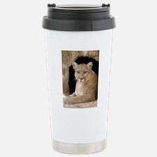 Cougar 014 Stainless Steel Travel Mug