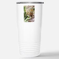serval 047 Stainless Steel Travel Mug