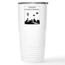 2-houston problem Travel Mug