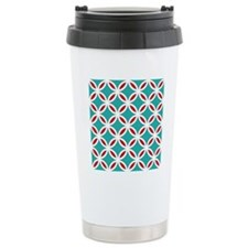 Mid Century Modern Retr Travel Mug
