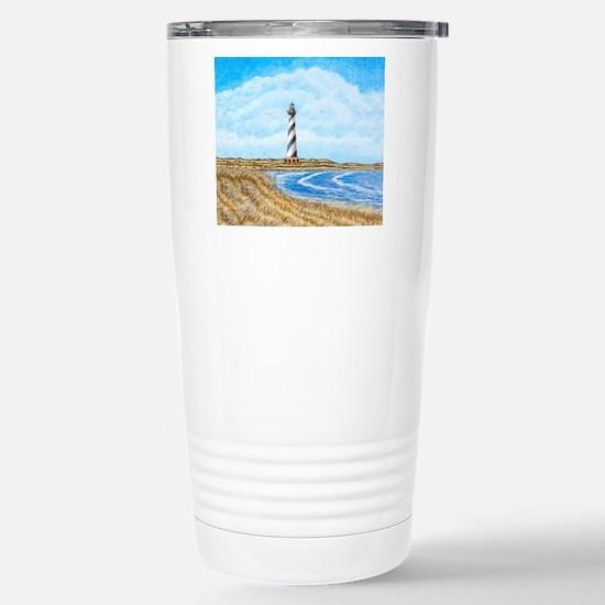 Cape Hatteras mp Stainless Steel Travel Mug