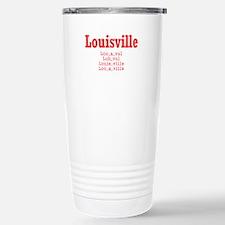 Louisville Travel Mug