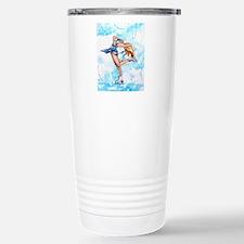 Blue Dream Stainless Steel Travel Mug