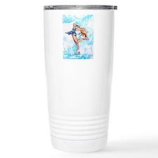 Blue Dream Travel Coffee Mug